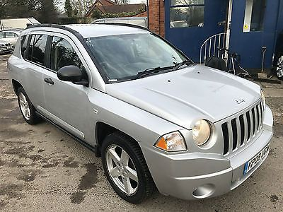eBay: 2008 JEEP COMPASS LIMITED CRD PRIVACY GLASS & LEATHER, 8 SERVICES *CLUTCH ISSUE* #jeep #jeeplife ukdeals.rssdata.net