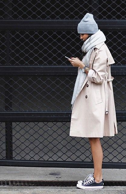 Style Inspo to Shop: the classic trench coat [www.whatkumquat.com]