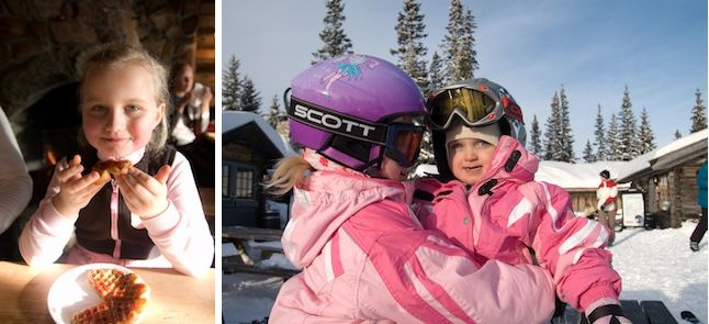 Family Ski Holiday in Norway Top 5 Winter Holiday destinations (on littlescandinavian.com)
