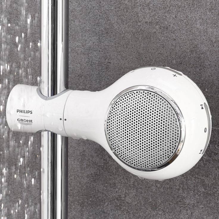 bol.com | PHILIPS - GROHE Aquatunes Bluetooth Speaker - Waterproof - Inclusief oplaadstation...
