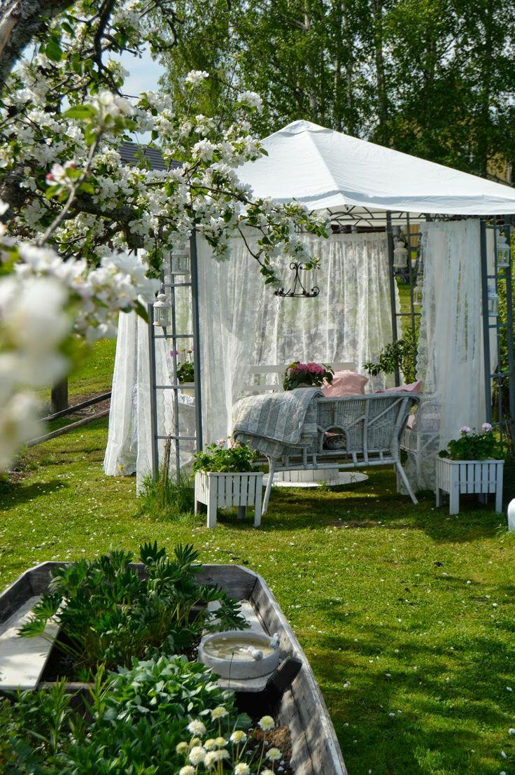 My little tea garden