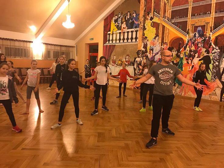 #taniectowarzyski #latinosolo #feriezmowe2016 #dance