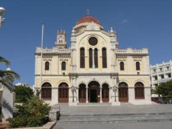 Church of St. Mark - Heraklion Crete, Greece
