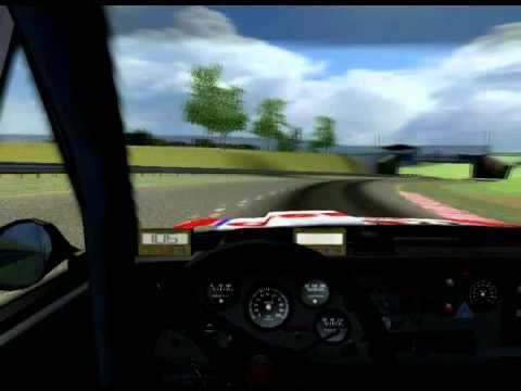 [rFactor] Fiat 131 Abarth @ KRM Raceway