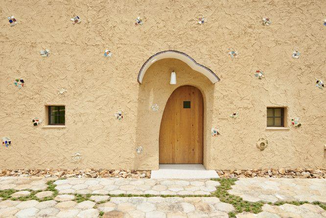 藤森照信が設計・監修したモザイクタイルの博物館、オープンです! | カーサ ブルータス
