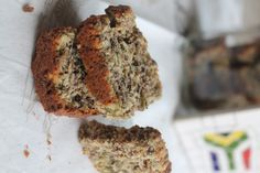 High Fibre Rusks (dairy-free, grain-free, low carb) | Claire Clerkin: Eating for…