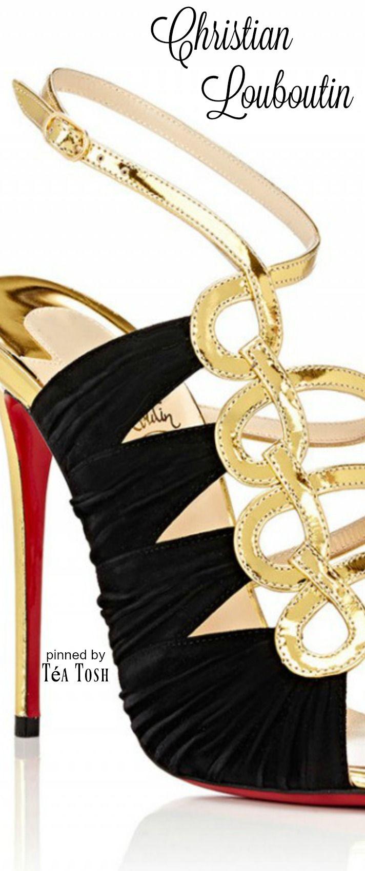 ❈Téa Tosh❈Louboutin #moda #fashion #cuero #leather #leathergoods #marroquineria #zapatos #shoes #estilo #style #lifestyle #bolsos #bags