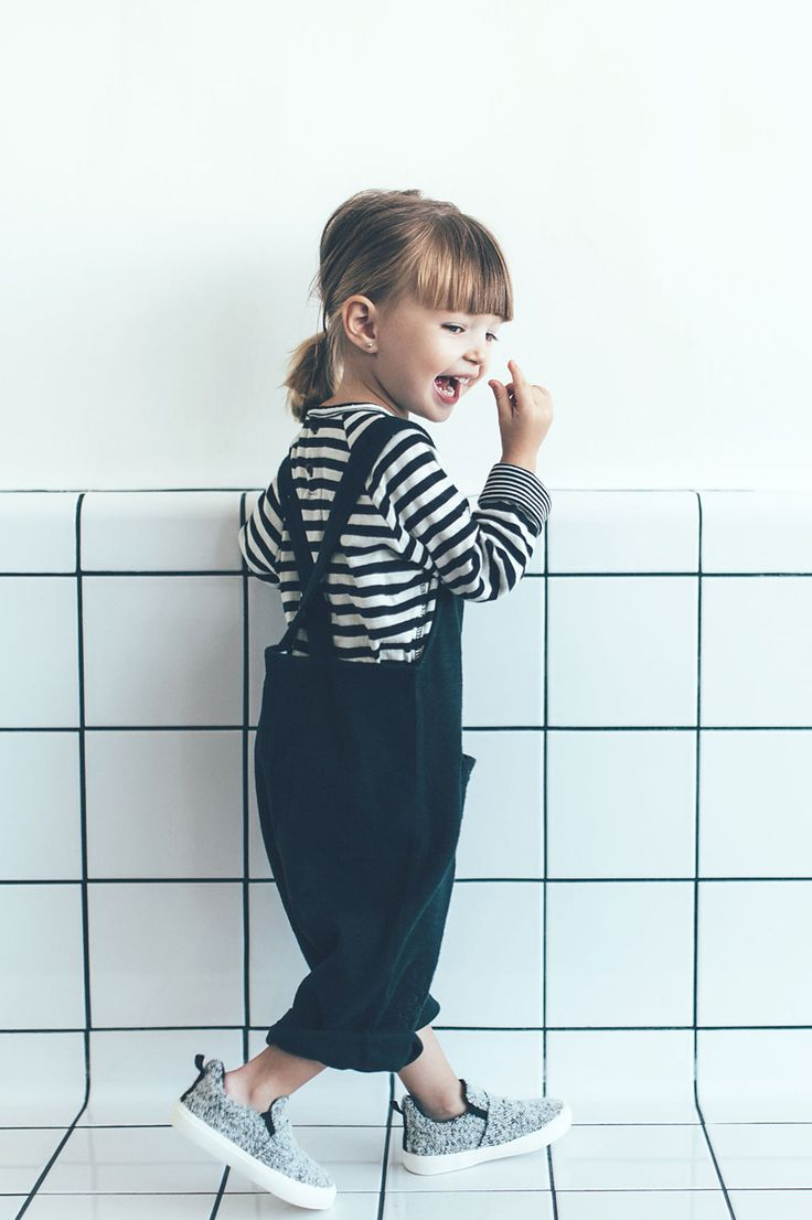 black and white style for kids | @modernburlap loves