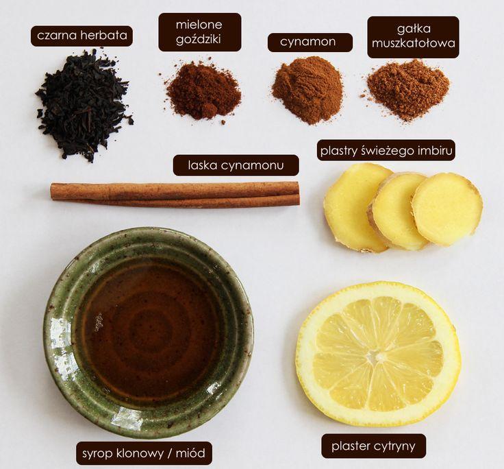 Dodaj do herbaty jesienne przyprawy!