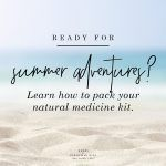 A Crash Course in Natural Remedies