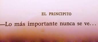 lo más importante!!
