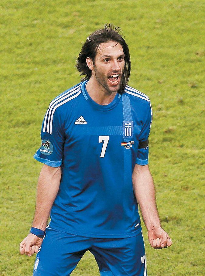 Georgios Samaras, Greece team, also known as the Savior #worldcup