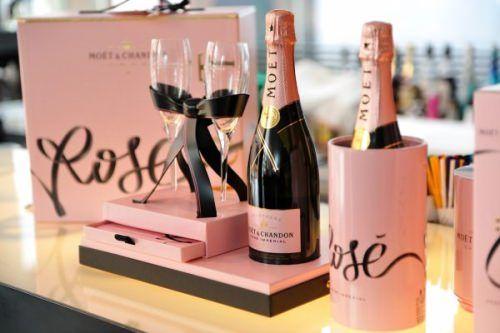 """ホワイトデーに、絆を深める """"幸運の"""" シャンパン「モエ ロゼ コレクション」はいかが?"""