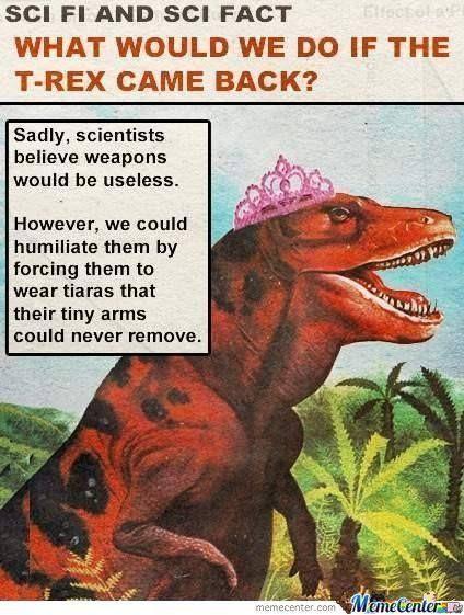 Funny T Rex meme   Geek-Whood and Beyond   Pinterest ...