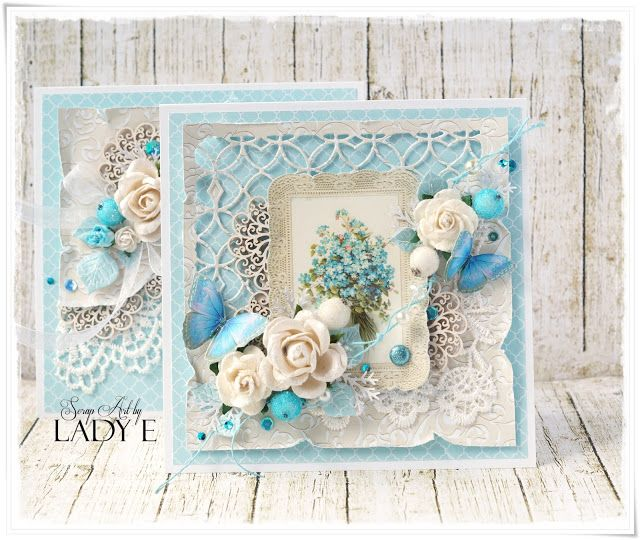 Scrap & Craft: 3 x Lemoncraft Forget Me Not + free gift with every purchase