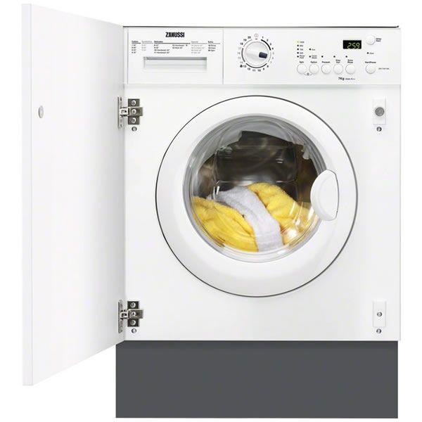 Zanussi ZWI71201WA 1200rpm Integrated Washing Machine 7kg Load Class A http://www.MightGet.com/january-2017-13/zanussi-zwi71201wa.asp