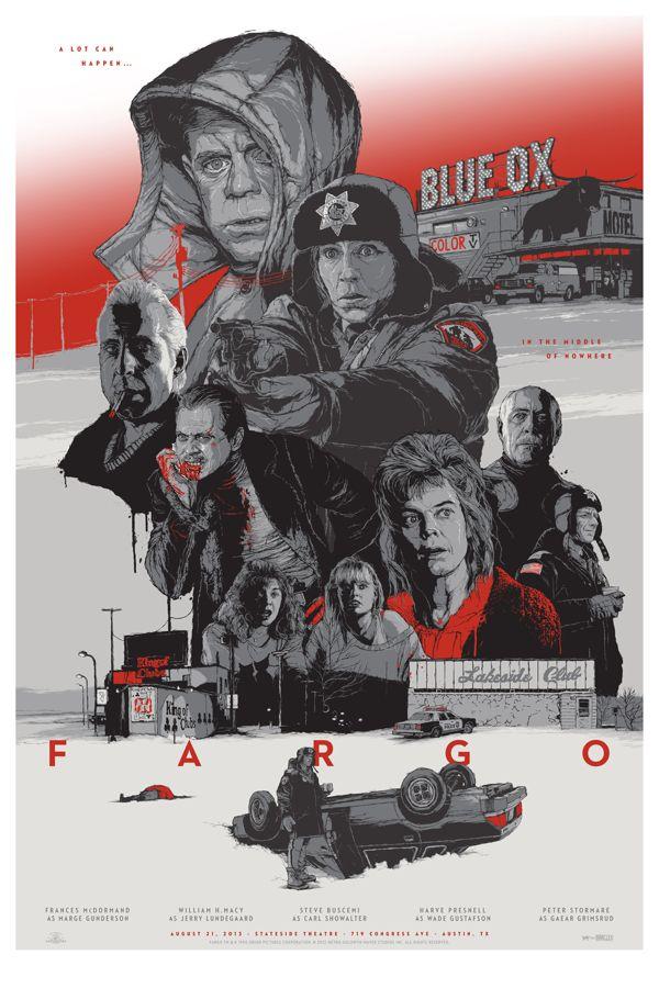 screen print poster