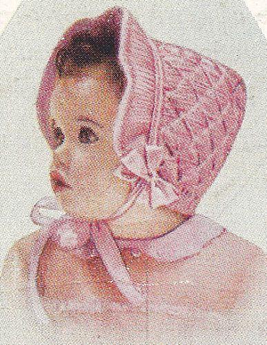 Knitting Patterns For Baby Girl Bonnets : Pinterest   The world s catalog of ideas
