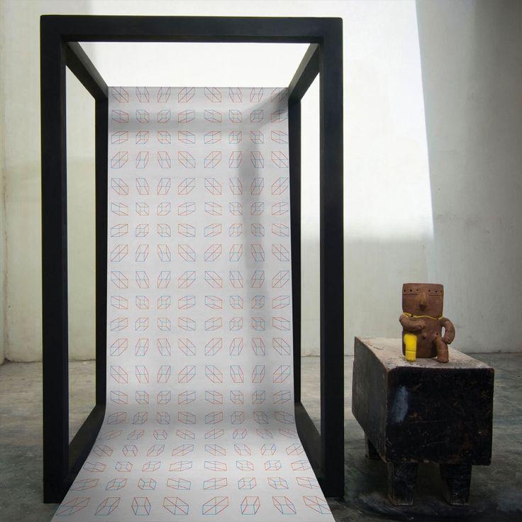 Geometric by Rebecca Kelly — Shop   FEATHR