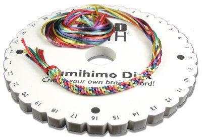 Kumihimo Disks & Supplies