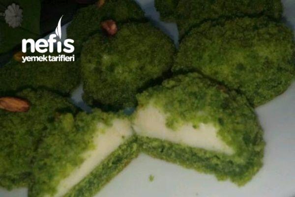 Ispanaklı Porsuyonluk köstebek Pasta