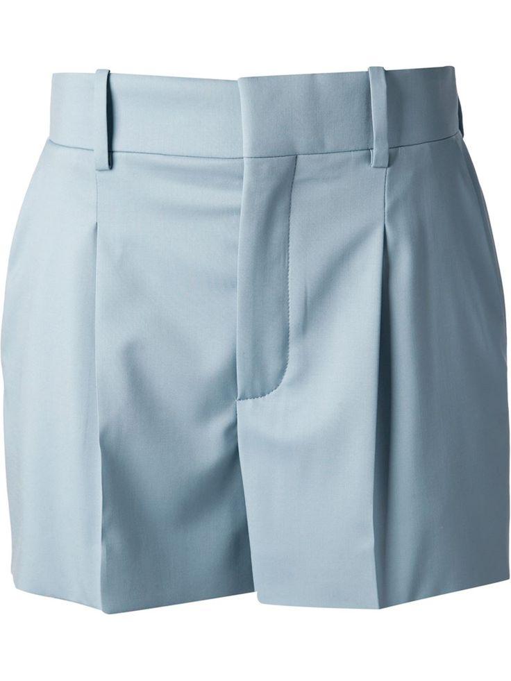 Chloé Pleated Shorts - Il Bacio Di Stile - Farfetch.com