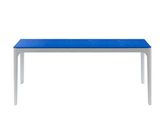 Pop Table - Rectangle by DesignByThem   Canteen tables