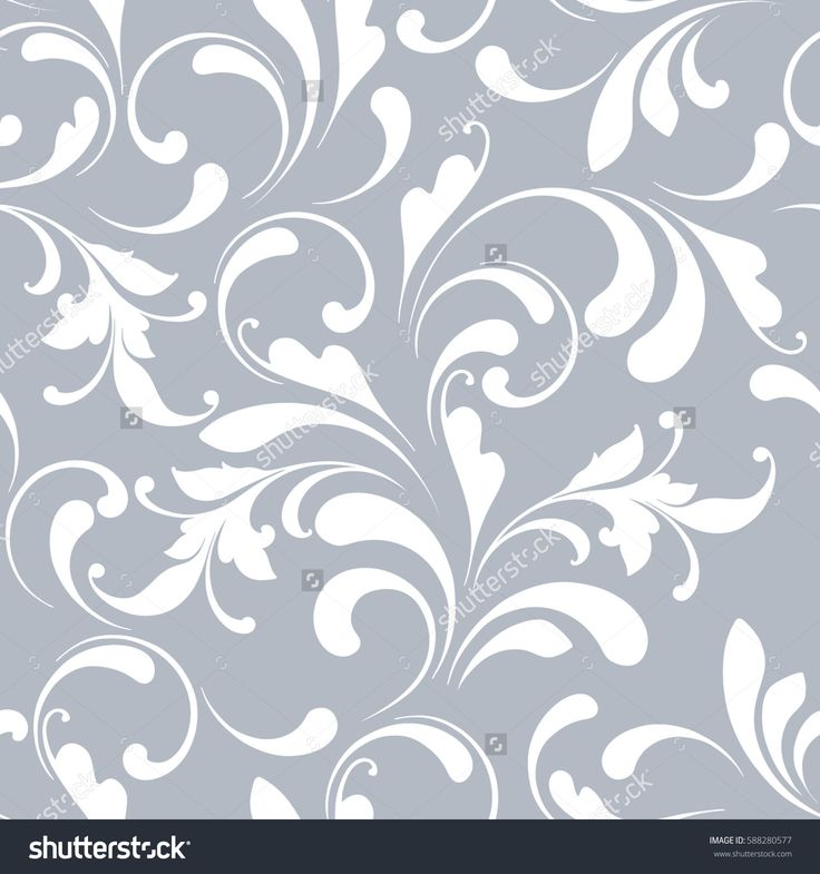 Floral seamless pattern. Lace flowery background for fabric, wrapping and paper. Decorative print.