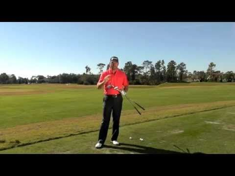 Golf Monthly: Graeme McDowell: How to play the 100 yard pitch shot