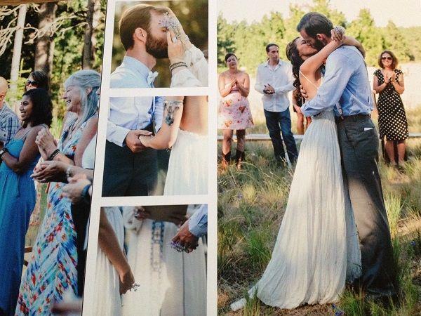 Professional wedding albums