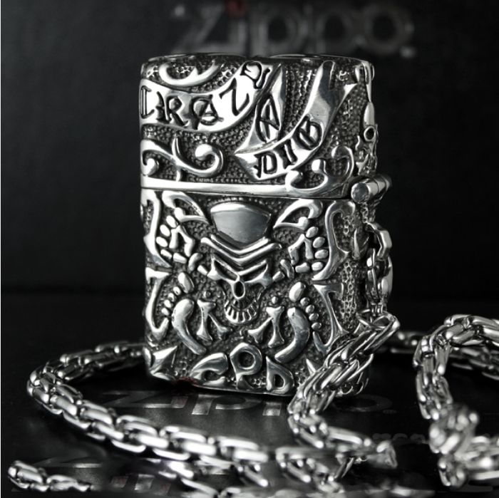 Top Hat Limited Edition 925 Silver Lighter