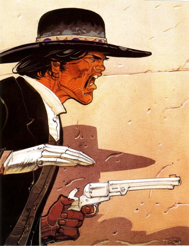 De man met de ijzeren vuist