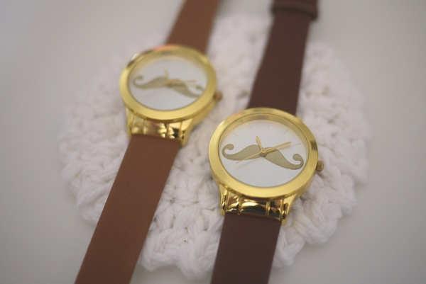 Moustache Watches
