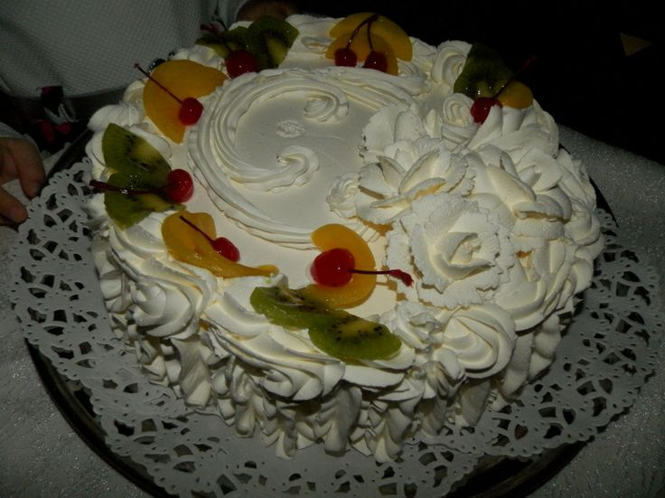 Празднчный тортик