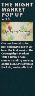 Coburg Night Market