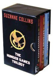 Best Seller From Our Kindle Store. The Hunger Games Trilogy Boxed Set.The extraordinary, ground breaking New York Times bestsellers The Hunger Games and Catching Fire, along with the third book in The Hunger Games trilogy by Suzanne Collins, Mockingjay, are available for the first time ever in a beautiful boxset edition. Stunning, gripping, and powerful. The trilogy is now complete! Click The Box Set Cover to Read More Or To Purchase This Set!