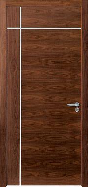 American Walnut Door (for Bedroom/bathroom)
