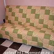 Для дома и интерьера ручной работы. Ярмарка Мастеров - ручная работа Покрывало-чехол на диван.. Handmade.