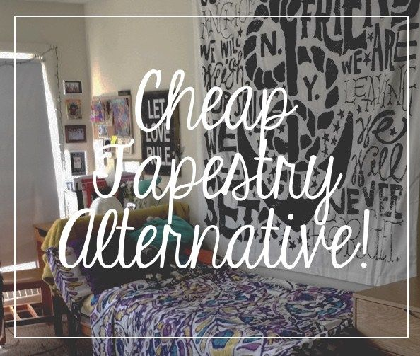 Cheap Tapestry Alternative