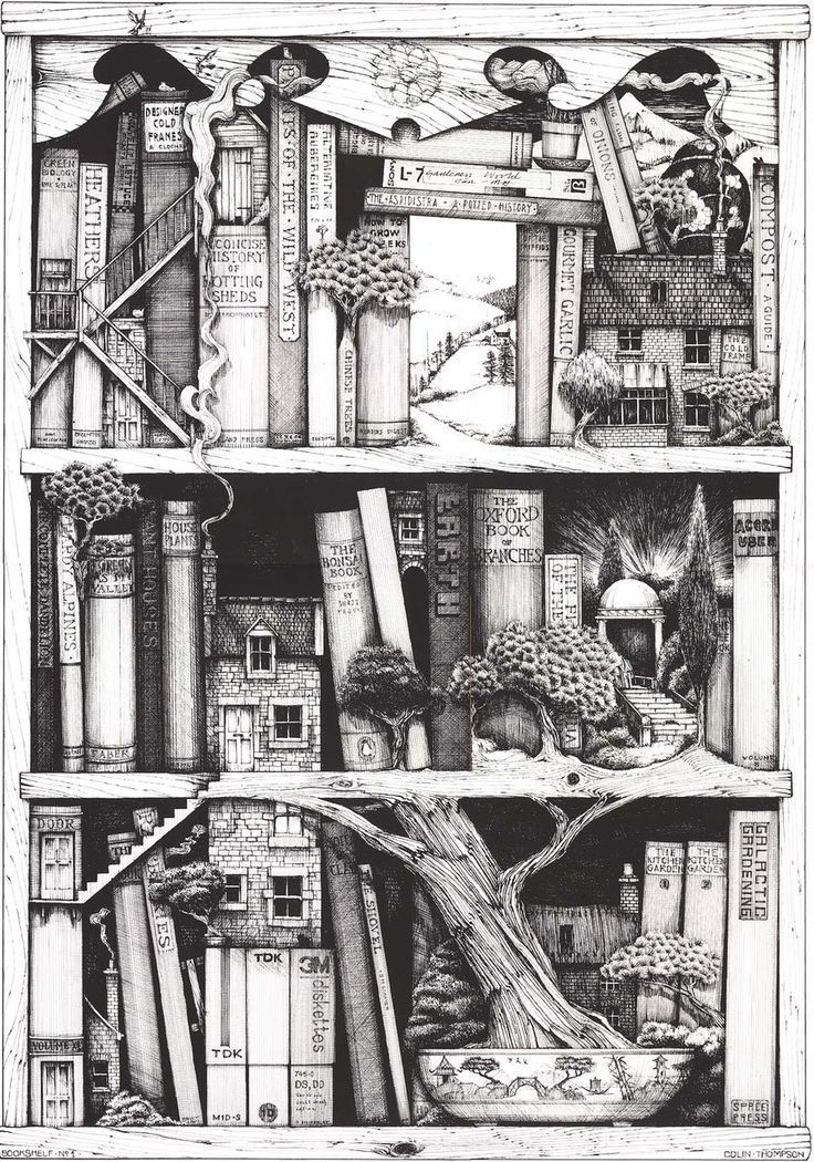 192 Best Colin Thompson Artist And Illustrator Images On