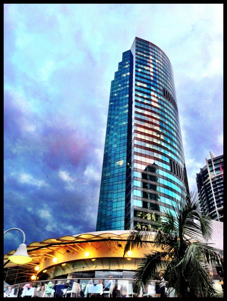 Brisbane (Eagle street pier)