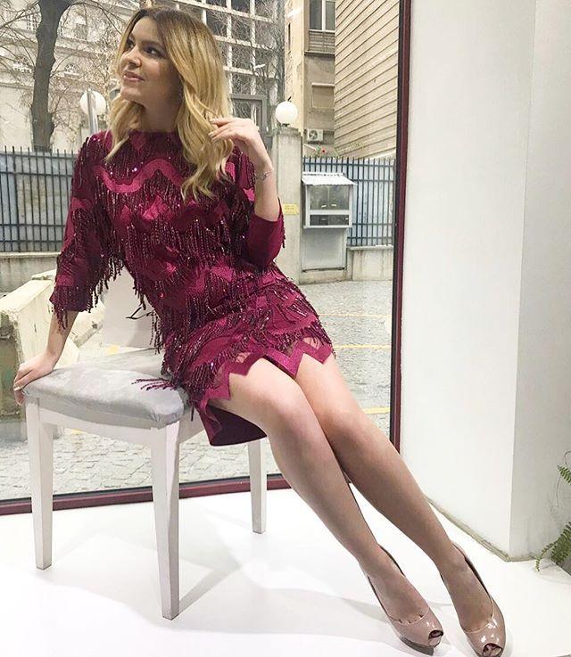 Reposting @la_villa_store: #lavilla #lavillastore #cherry #shine #dress #for #modern #women #girl #newyear #newcollection #mood #fashion #mystyle #myfashion #mylook #photography #streetwear #streetstyle #belgrade #photooftheday #colorful #marsalabirjuzova22