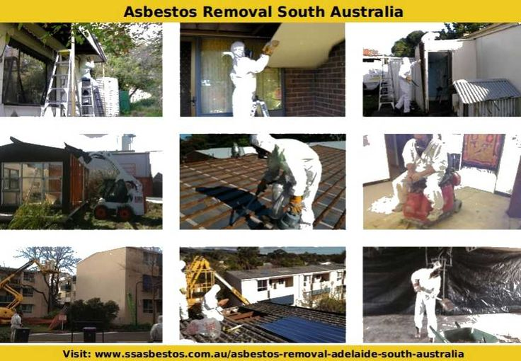 The asbestos removal service is offered by many organizations in South Australia, but you should aware about that the company should be authorized to do this.