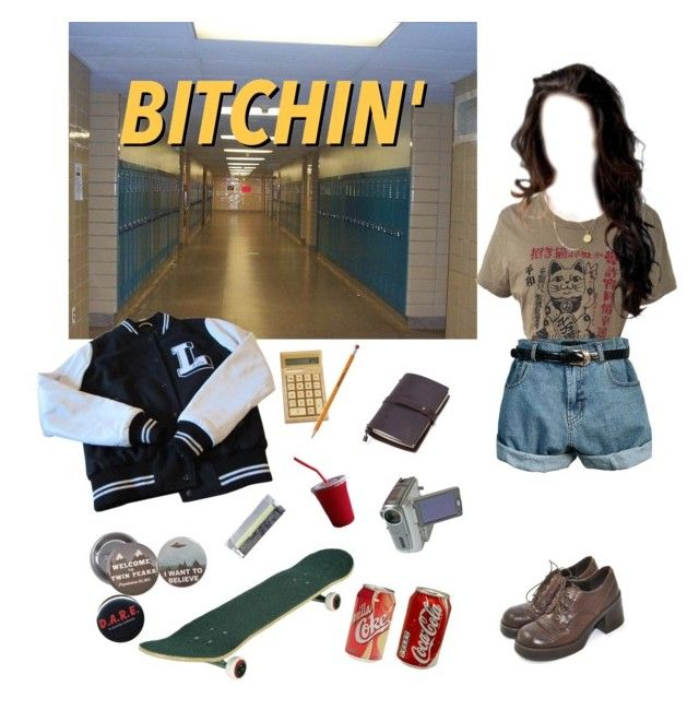 """Bitchin'"" by labyrinthdreams ❤ liked on Polyvore featuring art"