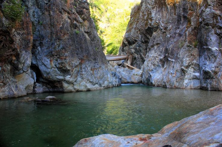 THE BEST SWIMMING HOLES IN THE BAY AREA...PERIOD.