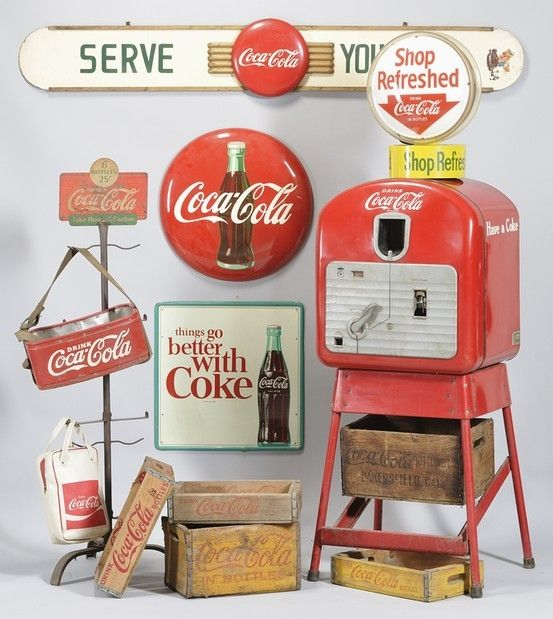 vintage Coca Cola
