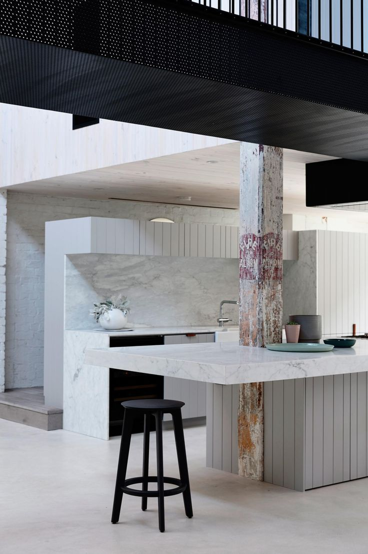 This Industrial Chic Kitchen Won The 2016 Australian Cabinet Maker And Design Association Awards In
