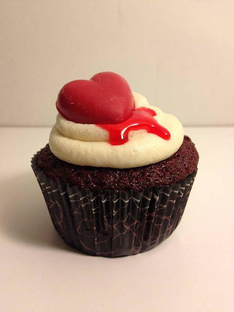 cup cake san valentino