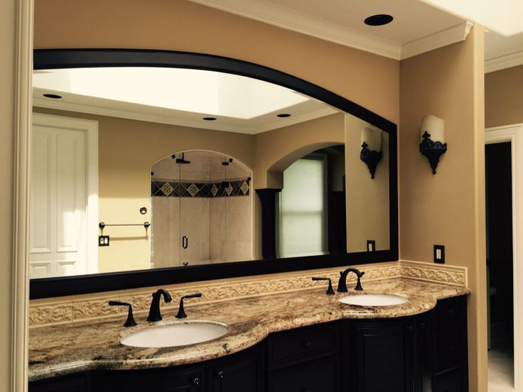 Photo of A Cut Above Wallcovering - Pleasanton, CA, United States. Bathroom painted in Blackhawk Ca 2007