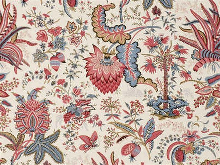 papier peint fleur marquis de seignelay collection braqueni by pierre frey choses acheter. Black Bedroom Furniture Sets. Home Design Ideas